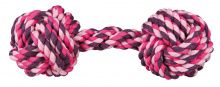 Trixie Rope Dumbbell Various Colirs