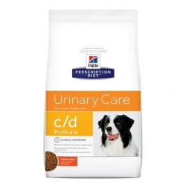 Hill's Prescription Diet With Chicken for Dog - C/D Urinary Care 7.98kg