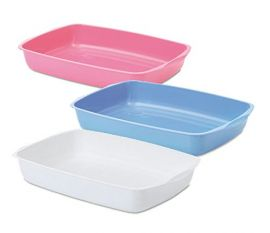 Savic Cat Litter Tray Small Assorted Colour  0216-0000