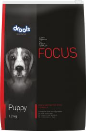 Drools Focus Puppy Super Premium Dog Food, 4 kg