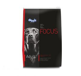Drools Focus Adult Super Premium Dog Food, 1.2 kg