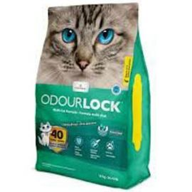 PetSutra Intersand Odour Lock Cat Litter  Scoopable Extra Hard Clumping Calming Breeze (12 kg)