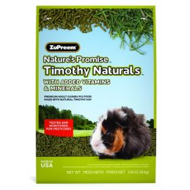 Zupreem Timothy Naturals Food for Guinea Pig  2.26 kg