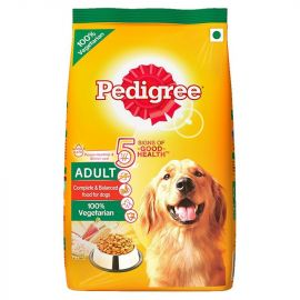 Pedigree Adult Dry Dog Food, Vegetarian 3 kg