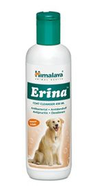 Himalaya Erina Coat Cleanser Shampoo For Dogs and Cats 450 ml