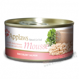 Applaws Salmon Mousse Wet Cann 70g