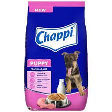 Chappi Puppy Food Chicken and Milk 8kg