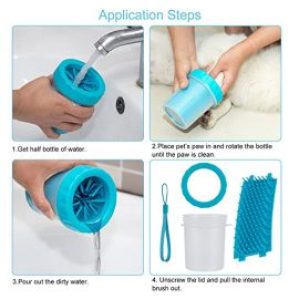 Lal Pet Super Soft Paw Cleaner