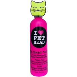 Pet Head De Shed Me Rinse For Cats 354 ml