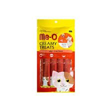 Me-O Creamy Treats with Crab for Cats and Kittens