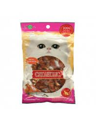 Rena Neko Cat Spiral Soft Chicken and Fish 50gm