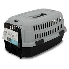 M-Pet Viaggio Carrier  Black and Grey  X-Small