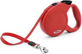 Flexi Classic Tape Extendable Lead Large Red