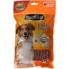 Goodies Energy Treats Lamb Flavour For Dogs 125Gm