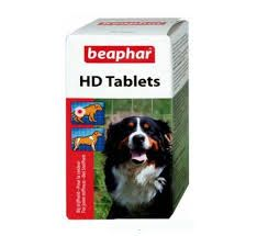 Beaphar HD  Joint Tablets for Dogs, 100 Tablets
