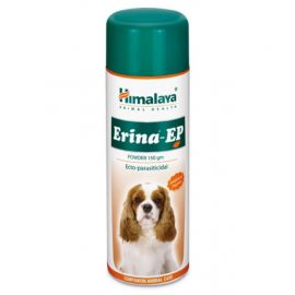 Himalaya Erina EP Tick and Flea Powder For Dogs and Cats 150 Gms