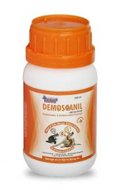 JIBSS Demoscanil Antiparasitic And Anti Microbial Soloution 250ml