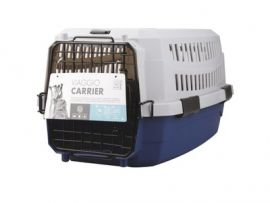 M Pets Viaggio Carrier Blue and Grey 58,4x38,7x33 cm - S