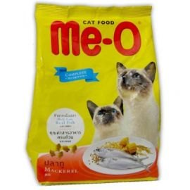 Me-O Adult Cat Food in Jelly, Mackerel, 80 g