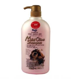 Forbis Mild Olive for Puppy and Kitten Shampoo 750 ml
