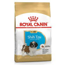 Royal Canin Shih Tzu Puppy Food 1.5kg