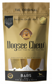 Dogsee Chew 100% Yak Milk Bar For Small Dogs 100g