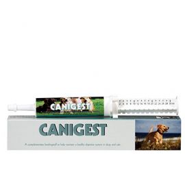 Canigest Supplement Pro and Prebiotic For Dogs and Cats 30ml