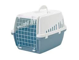 Savic Trotter 1 Pet Carrier Earth Blue